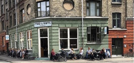 Mad & Kaffe Amagerbro