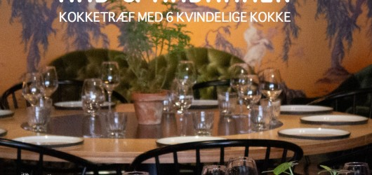 Kadeau at home