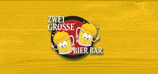 Zwei Grosse Bier Bar Silkeborg