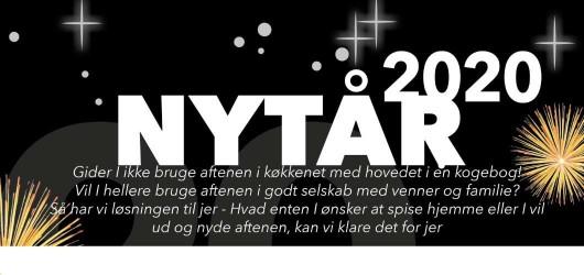 NYTÅR 2020 TAKE AWAY - Restaurant Hellerup Sejlklub
