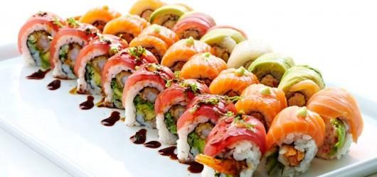 Mr. Fish Sushi (sushi ad libitum)