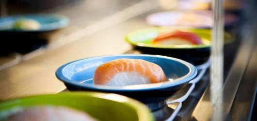 Oyisi Sushi & Wok i Sønderborg