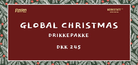 Global Christmas - Drikkepakke