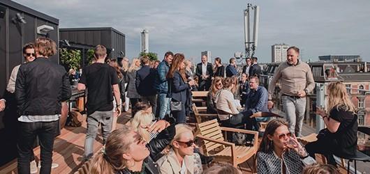 THE ROOFTOP Hotel Danmark