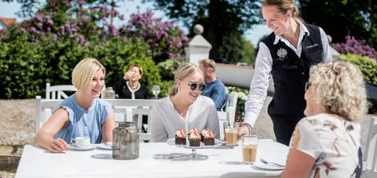 Restaurant Blixen, Kragerup Gods
