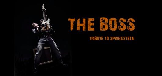THE BOSS – Tribute til Springsteen