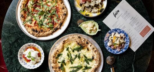 Pizzeria Luca Gl. Strand