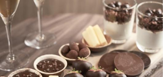 Velkommen til Peter Beier Chokolades Chokoladelounges- og cafe butikker