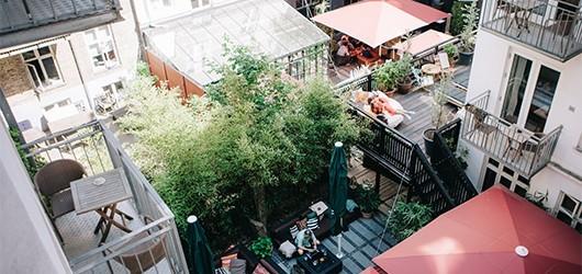 Axel Guldsmeden Hotels, Cafe du Nord