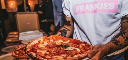 Frankies Pizza Frederiksberg