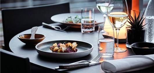 Restaurant V, Comwell Aarhus