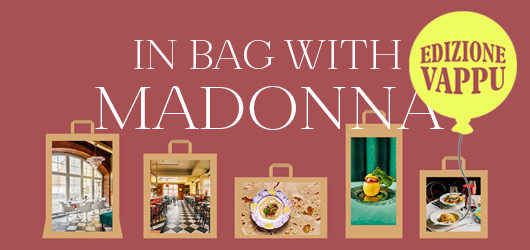 IN BAG WITH MADONNA - VAPPU TAKEAWAY
