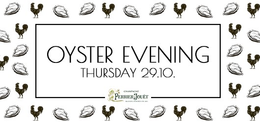 Oyster Evening 29.10.