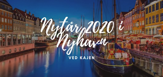 Nytårsaften 2020 i Nyhavn