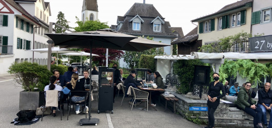 Restaurant 27 in Meilen, Switzerland