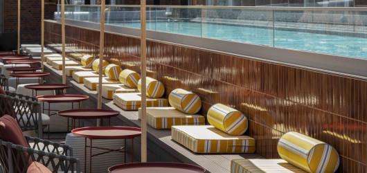 Villa's Pool Area