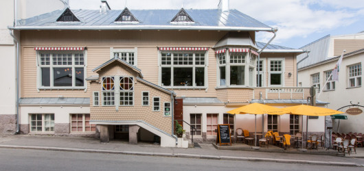 Ravintola Piparkakkutalo