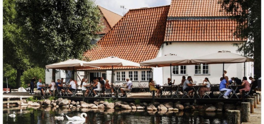 Skipperhuset i Fredensborg