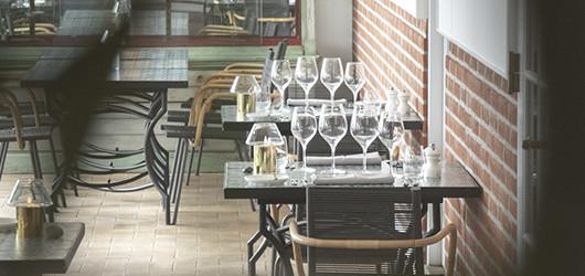 Restaurant Blå, Strandhotellet Blokhus