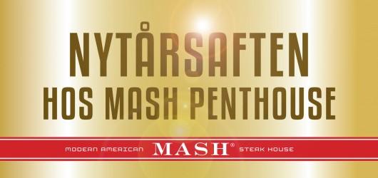 Nytårsaften hos MASH Penthouse