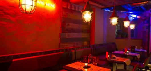 Salsa Latin American Kitchen & Bar