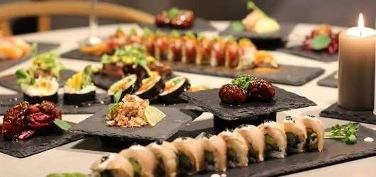 Sushi Lovers Torvehallerne
